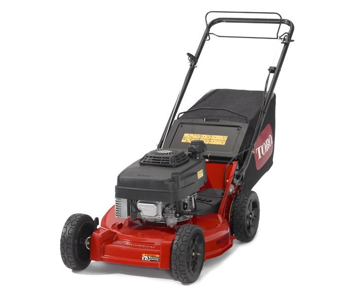 Toro 22291 Heavy-Duty Hi-Vac Lawnmower Image