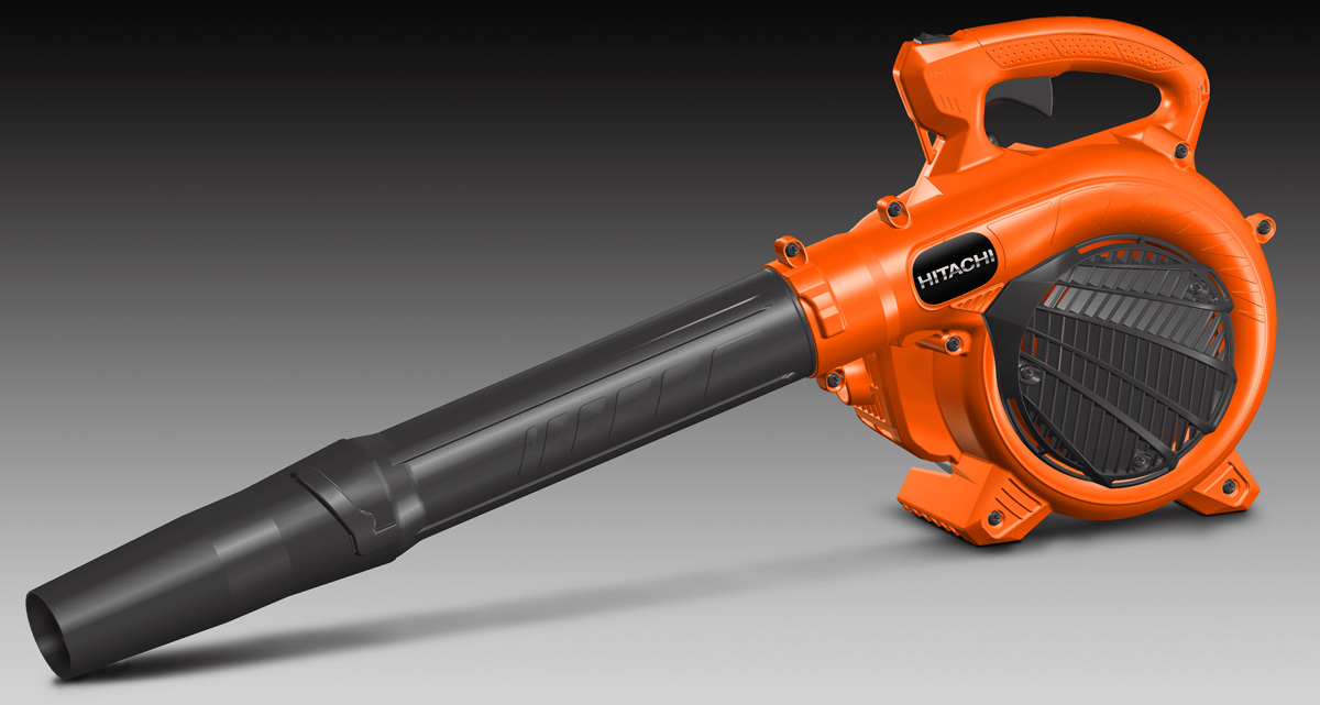 Hitachi RB24EP Handheld Blower/Vacuum Image