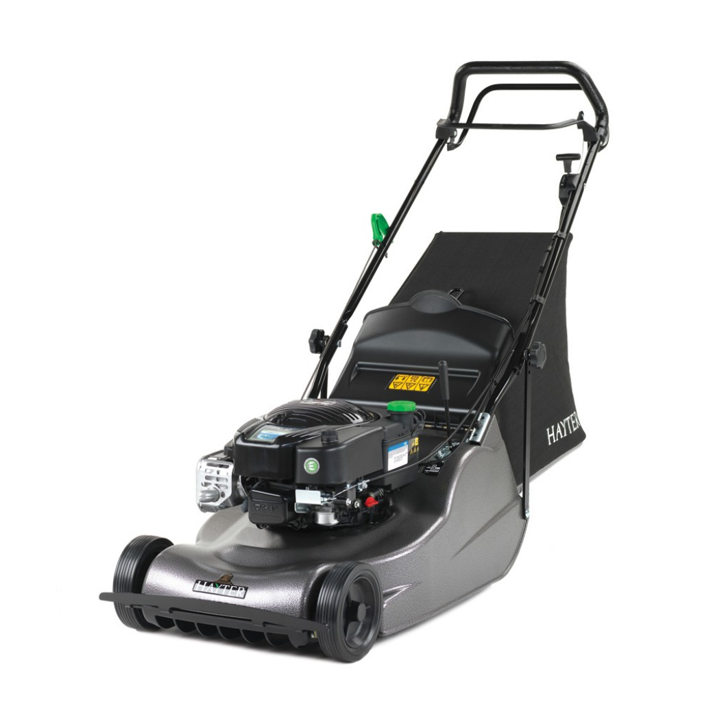 Hayter Harrier Pro 496 Lawnmower Image
