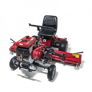 Baroness LM180C Triple Mower Image