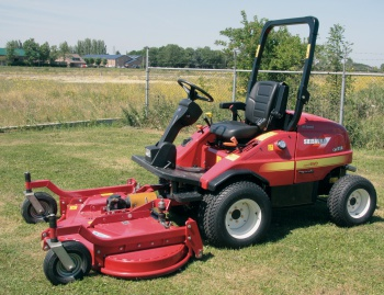 Shibaura Out Front Rotary or Flail Mower Image