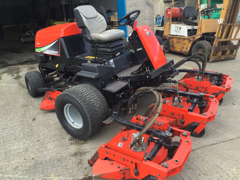 Jacobsen AR-250 FineCut Rotary Mower Image