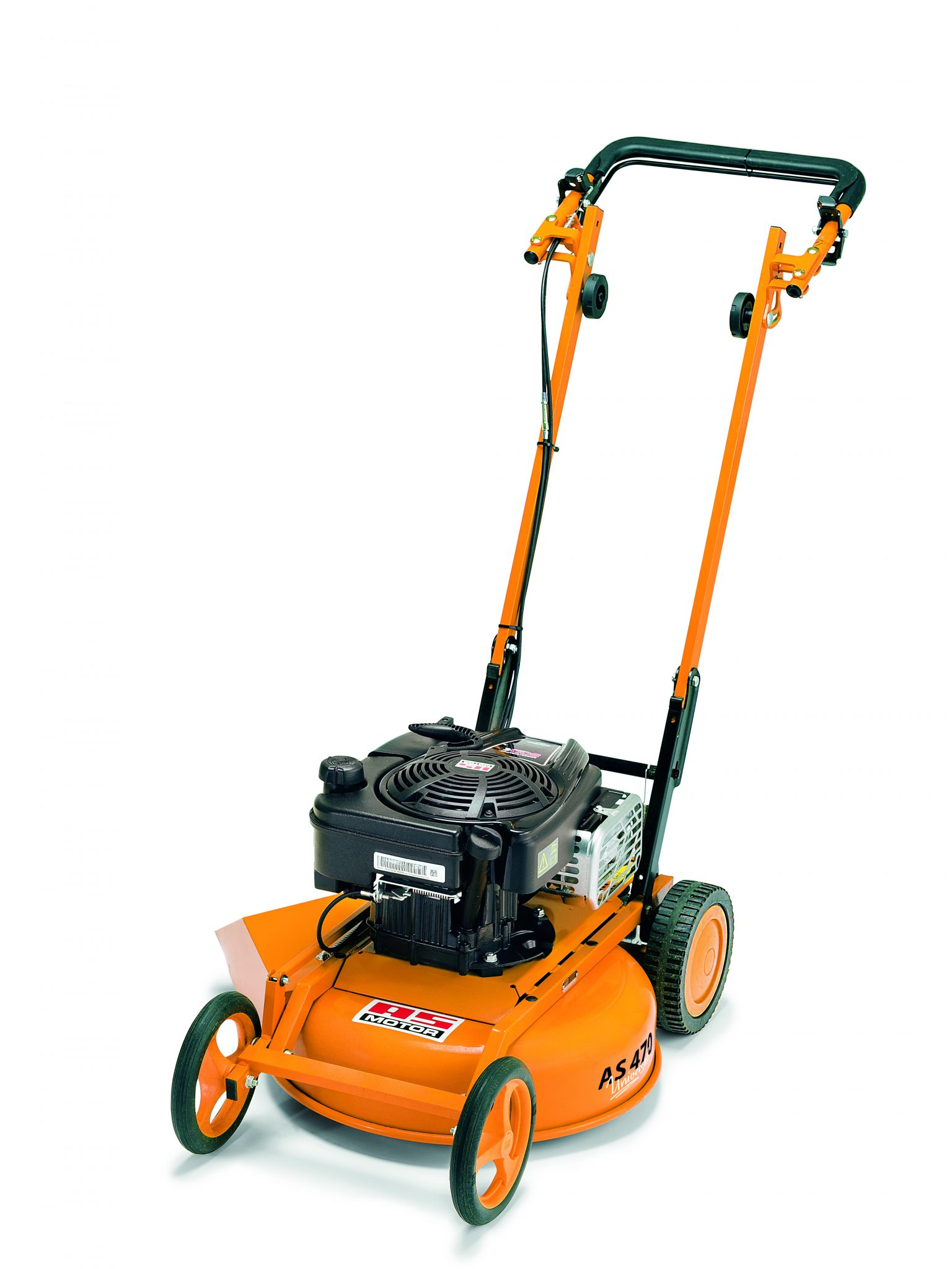 AS Motor 470 Universal 4T Mower Image