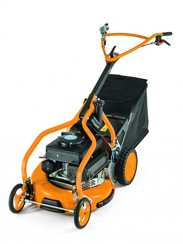 AS Motor 53 2T 4WD RB Mower Image