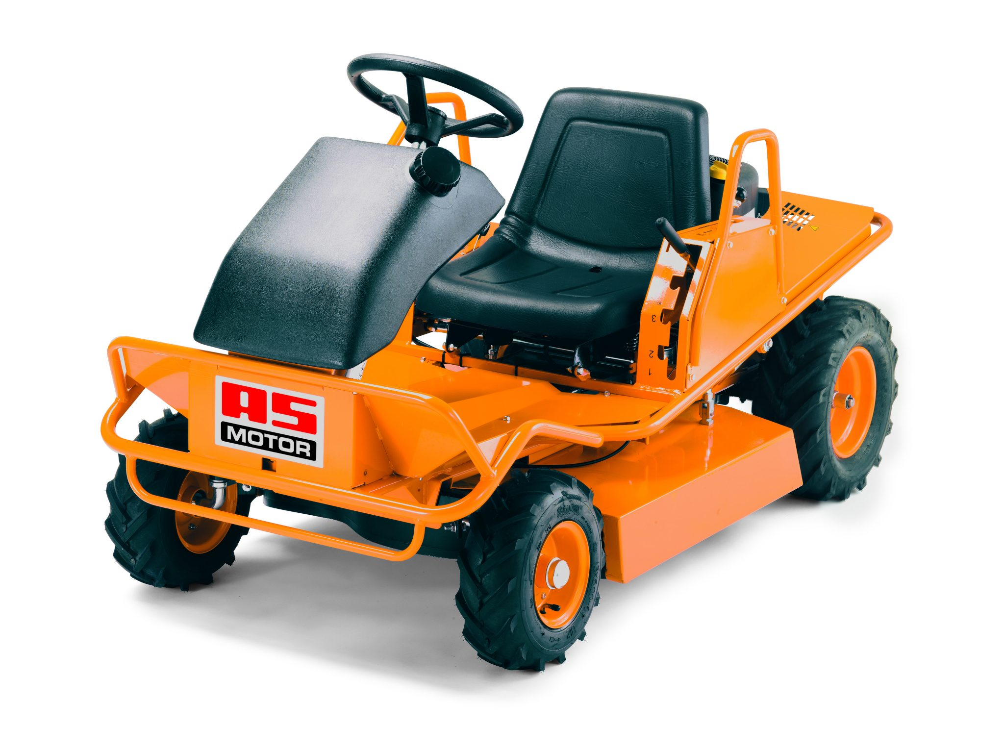 AS Motor 799 Rider Ride-on Mower Image
