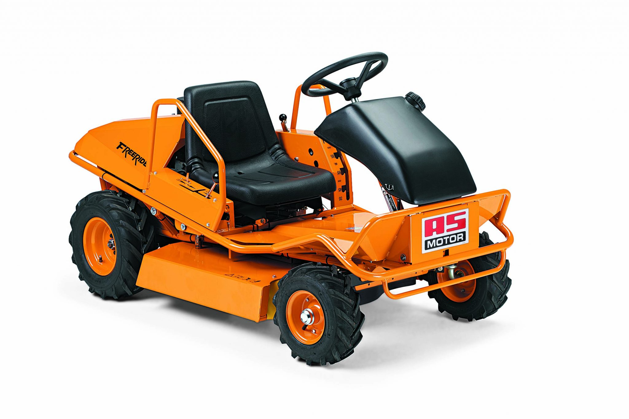 AS Motor 800 FreeRider Ride-on Mower Image