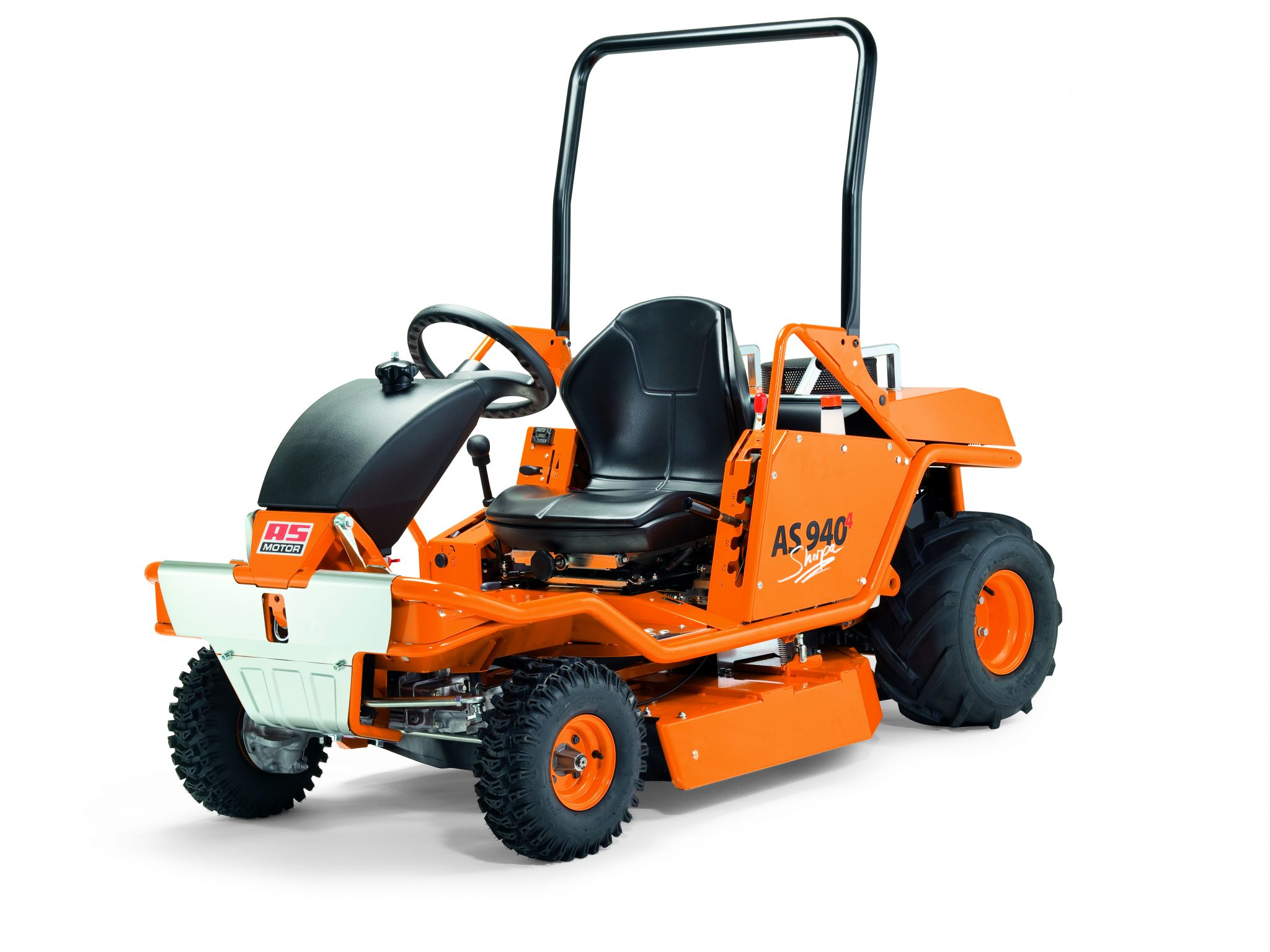 AS Motor 940 Sherpa 4WD Remote control Ride-on Mower Image