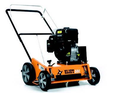 Eliet E501 Scarifier Image
