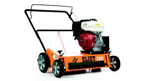 Eliet E750 Compactor Image