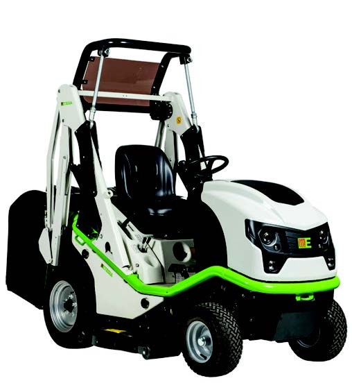Etesia Buffalo HVHP Ride-on Mower Image