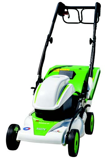 Etesia Duo Cut PACTS Battery Mower Image