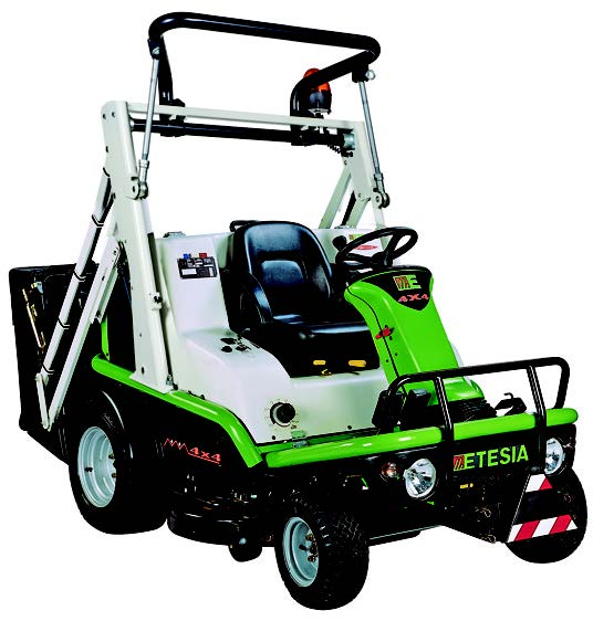 Etesia Hydro 124DL Ride-on Mower Image