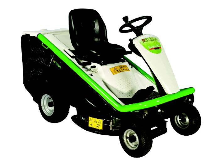 Etesia Hydro MKHP3 Ride-on Mower Image