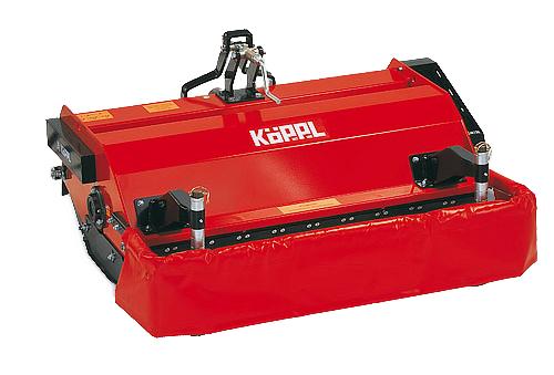 Koppl SMK80 SMK20 Flail Mower Image