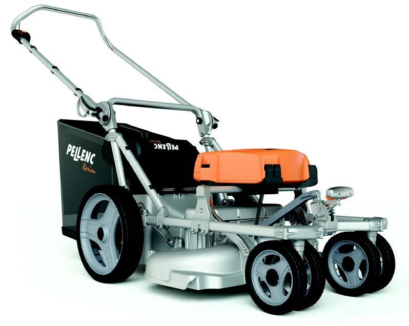 Pellenc Rasion Basic Mower Image