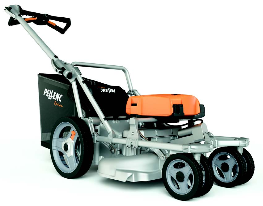 Pellenc Rasion Smart Mower Image