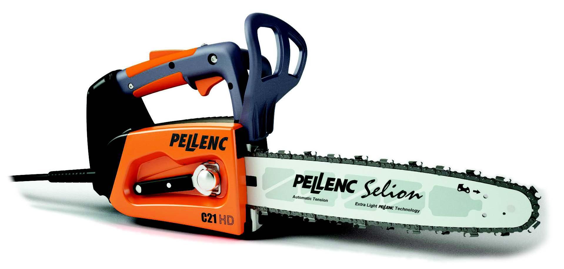 Pellenc Selion SEC21 Chainsaw Image