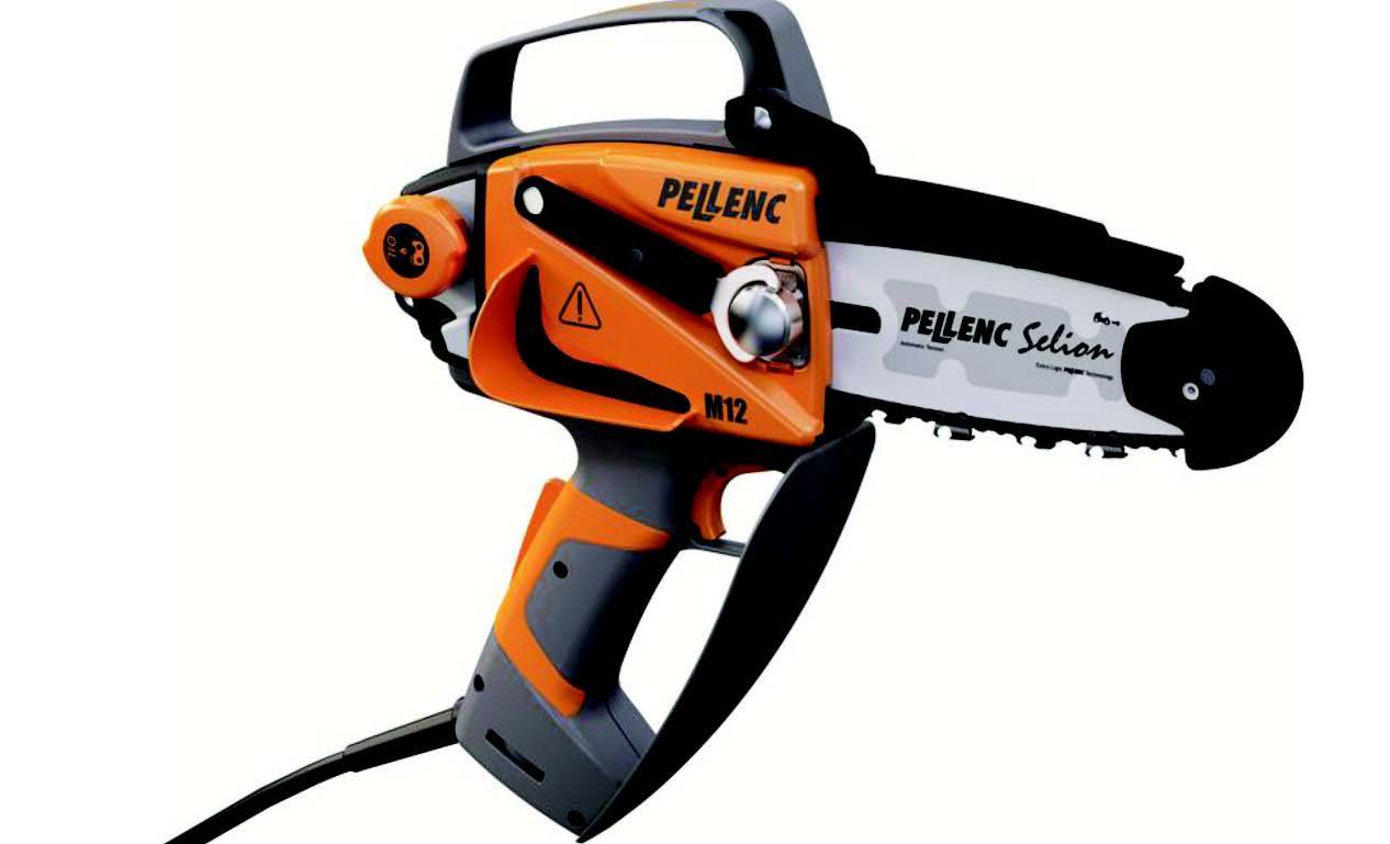 Pellenc Selion SEM12 Chainsaw Image