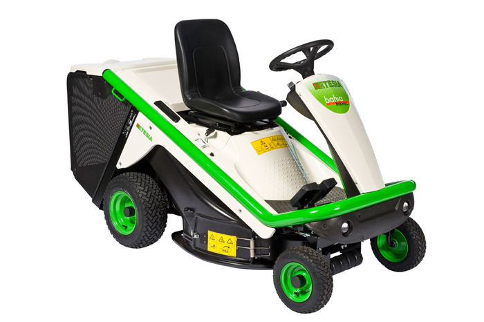 Etesia Bahia MHHE2 Ride-on Mower Image